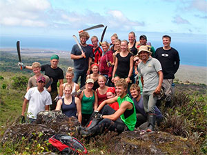 Volunteer in the Galapagos Islands